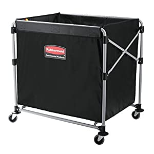 Rubbermaid Commercial Executive Series Collapsible X-Cart