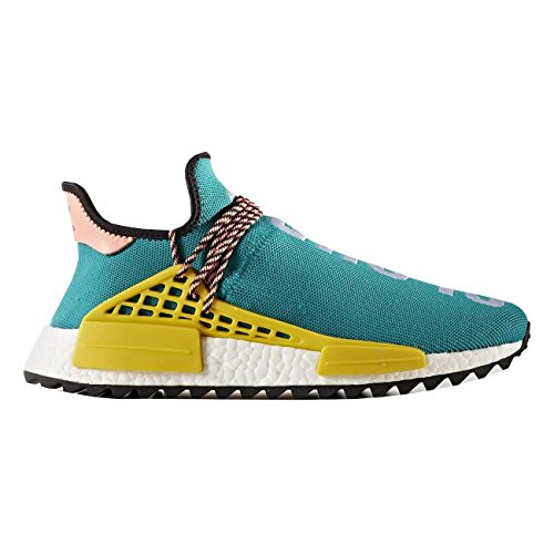 Casual Race Women Men Lightweight Human Yellow Glow Breathable Shoes Fashion Sneaker Trail Sun Green Clouds Moon xaawB0