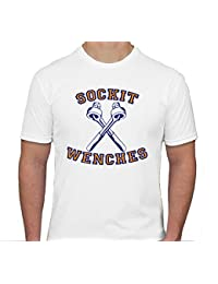 Sockit Wenches Mens T-Shirt in White