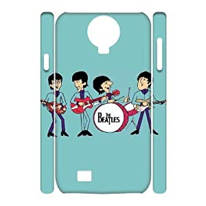 HXYHTY Cell phone Cases The Beatles Hard 3D Case For Samsung Galaxy S4 i9500