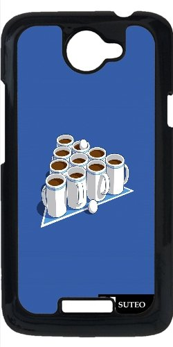 Funda para Htc One X - dibujo billar de café - ref 1289: Amazon.es ...
