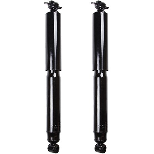 ECCPP Rear Struts Shock Absorbers Replacement Shocks Assembly for 1992-1999 Chevrolet C1500 Suburban