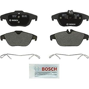 Bosch BP1341 QuietCast Premium Semi-Metallic Rear Disc Brake Pad Set