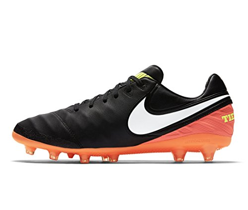 black black black hyper White Football 844397 844397 844397 Chaussures De Orange Homme volt 018 Nike Noir B7q0w4B