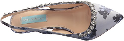 Blue SB Multi Blue Betsey Cici Womens by Johnson Pump rHnxSCqrw6