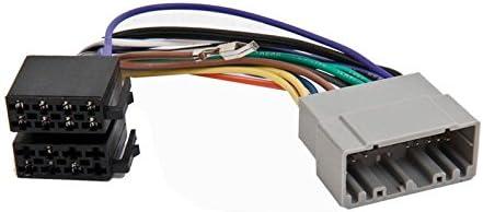 dodge Jeep Cavo adattatore autoradio connettore ISO per Chrysler