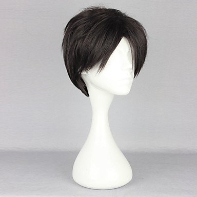 Han Cosplay Wig Inspired by Attack on Titan TV Ver.Levi
