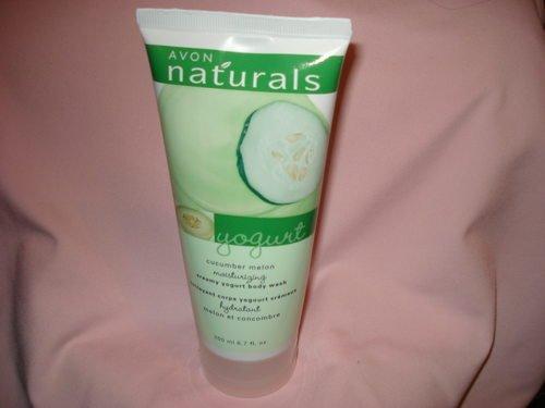 Avon Naturals Yogurt Body Wash - Cucumber Melon