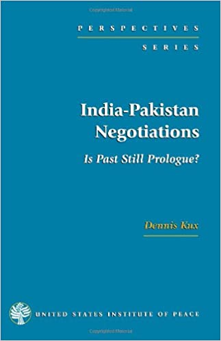 India-Pakistan Negotiations: Is Past Still Prologue?