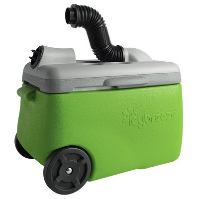 Portable Air Conditioner & Cooler 12V Chill Color: Green
