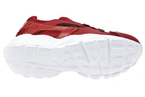gibra - Zapatillas de sintético/textil para niño burdeos