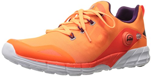 Running Celestial Peach Reebok Fusion White Women's Energy Orange 2 Red Atom Electric Zpump Shoe Orchid 0 qwwgaxHXS
