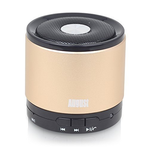 1009 opinioni per August MS425- Mini Altoparlante Bluetooth 4.0 con Microfono- Potente