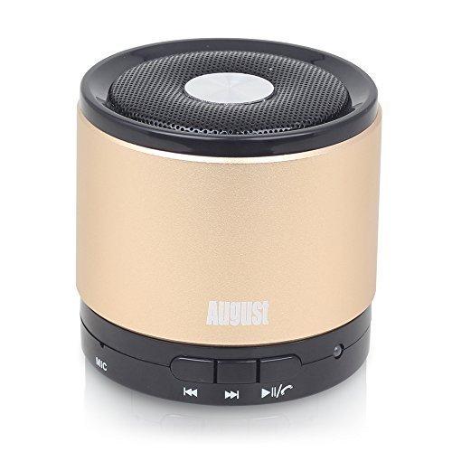 1009 opinioni per August MS425- Mini Altoparlante Bluetooth 4.0 con Microfono- Potente