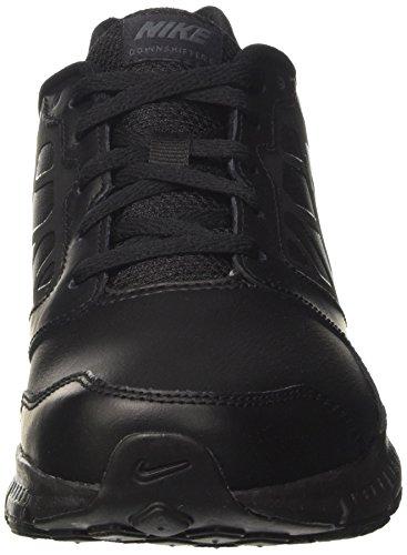 Nike Downshifter 6 Ltr Gs/Ps, Zapatillas de Running Unisex Niños Negro (Black/black-anthracite)
