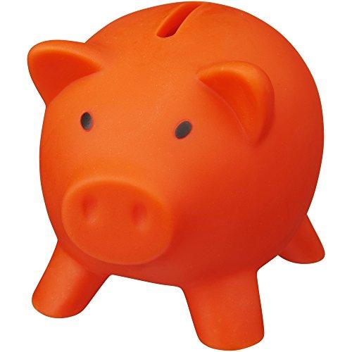 Bullet Piggy Bank (One Size) (Orange) ()