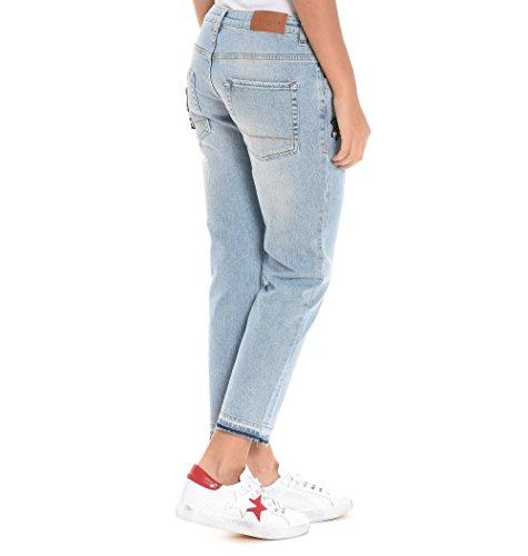 Paris Azzurro Gaelle Donna Cotone Jeans Gbd1973denim 71qpgnpw8