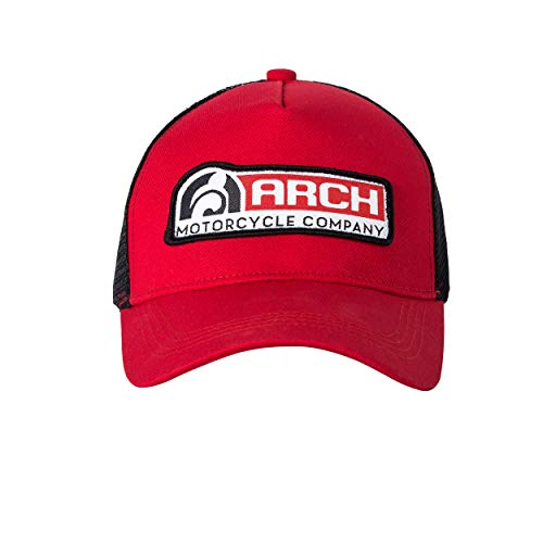 John Wick 3 Hat,Arch Motorcycle Hat,John Wick Keanu Reeves Cap Red for Men Women