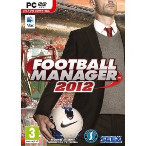 Football Manager 2012 Soccer Pc Game Import  Dvd Rom  Pc   Mac