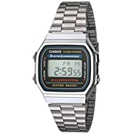 Men's A168WA-1 Electro Luminescence Watch