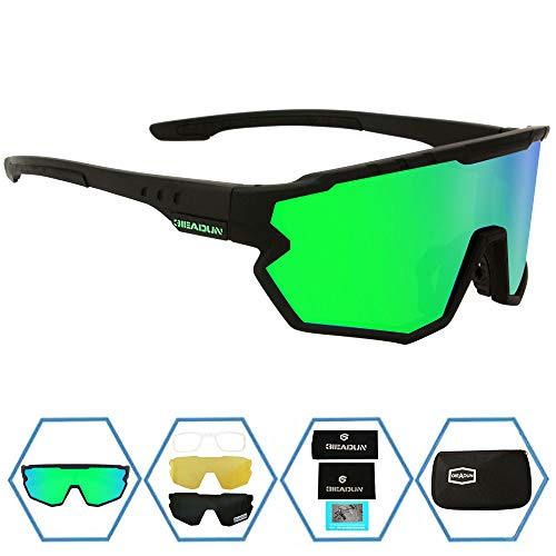 GIEADUN Sports Sunglasses Protection