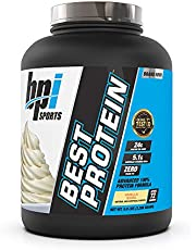 BPI Sports Best Protein Advanced 100% Whey Protein Formula, 24 Grams of Superior Whey Protein, Vanilla Swirl, 5 Pound