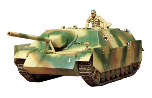 (Tamiya 300035088-1: 35WWII Special Automotive 162Jagdpanzer IV L/70)