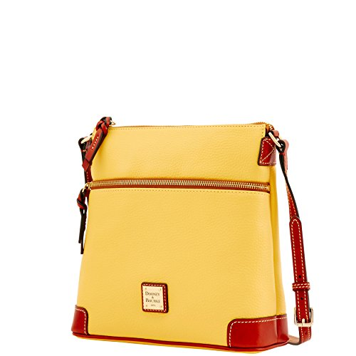 Crossbody amp; Shoulder Dooney Pebble Lemon Grain Bourke Bag wBnqI8