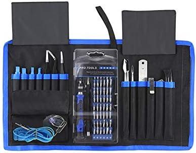 Household 60-IN-1 Professionalの磁気ドライバーセット、精密修復ツールキットのための携帯電話メガネウォッチカメラなどの家電