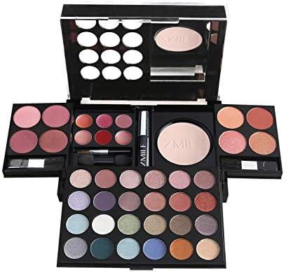 Makeup Trading Schmink, Paleta de sombras (14 colores) - 38 gr.: Amazon.es: Belleza