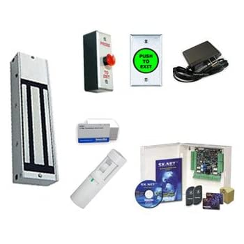 Amazon Com Gym Access Control Kit With 1200 Lb Magnetic