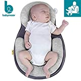 Babymoov Cosydream Premium Newborn Lounger   Ultra-Comfortable Osteopath Designed Nest for Babies (Safest Infant Co Sleeper)