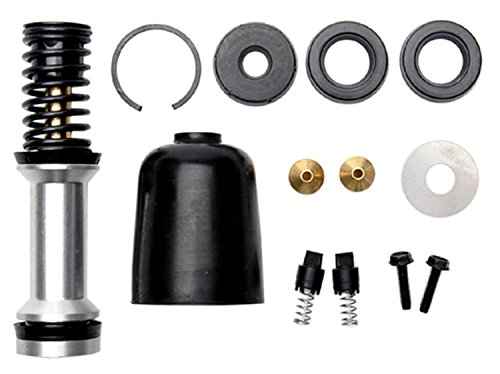 - ACDelco 18G1180 Professional Brake Master Cylinder Repair Kit with Boot, Seals, Washers, Caps, and Piston