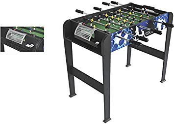 XTURNOS Futbolín Mundial de 92X48X73.5 cm.: Amazon.es ...