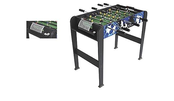 XTURNOS Futbolín Mundial de 92X48X73.5 cm.: Amazon.es: Juguetes y ...