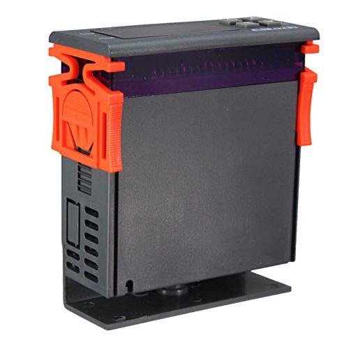 R Sonda de Sensor SODIAL Controlador de temperatura 220V Digital STC-1000 Controlador de temperatura Regulador del termostato