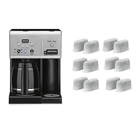 Amazon.com: Cuisinart Cafetera programable para 12 tazas con ...
