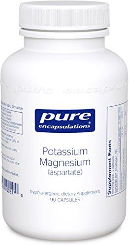 Pure Encapsulations Potassium Hypoallergenic Supplement