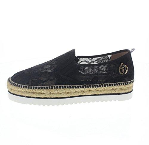 Trussardi Jeans - Zapatillas para deportes de exterior para mujer negro negro 36 negro