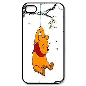 James-Bagg Phone case Winnie The Pooh Protective Case For Iphone 4 4S case cover Style-5