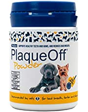 Proden-International Dental PD04004 Plaque Off Dental Care for Dogs and Cats, 60gm