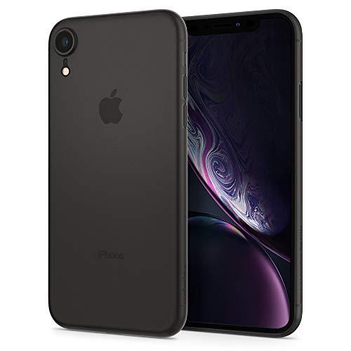 Spigen Air Skin Designed for Apple iPhone XR Case (2018) - Black