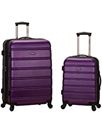 Luggage 20 Inch and 28 Inch 2 Piece Expandable Spinner Set