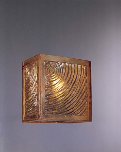 George Kovacs P5170-615B Ripple Wall Sconce in Bronze