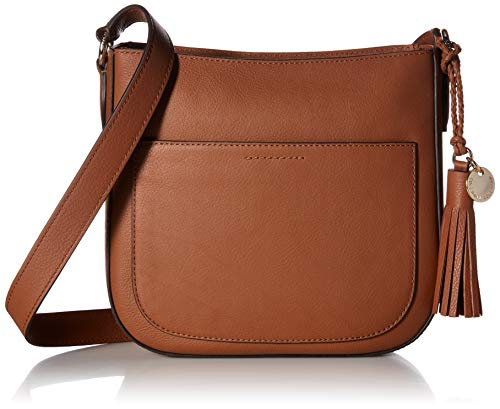 Cole Haan Piper Saddle Crossbody, collection brown
