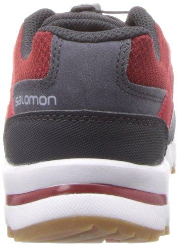 Salomon Outban Premium J 356887 flea/asphalt/white
