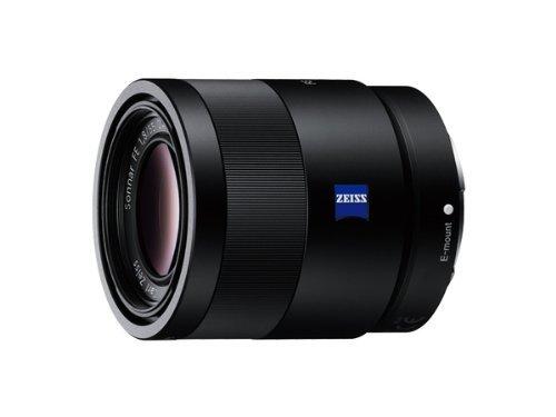 SONY E-mount interchangeable lens Sonnar T * FE 55mm F1.8 ZA SEL55F18Z - International Version (No Warranty) [並行輸入品]   B01KM6QEM4