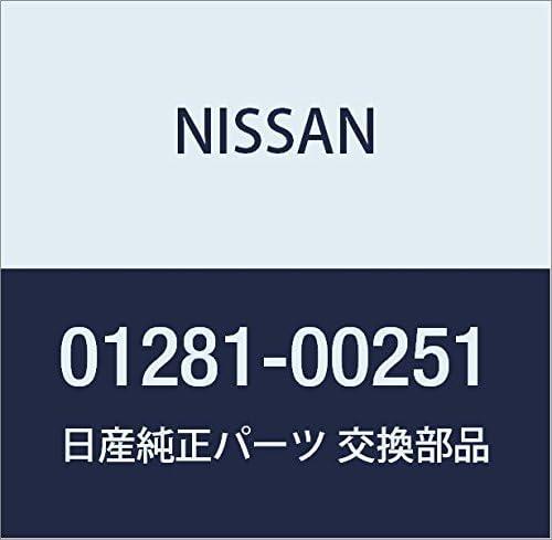 Genuine Nissan Marker Lamp Assembly Grommet 01281-00251