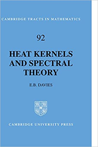 HEAT KERNELS AND SPECTRAL THEORY EBOOK DOWNLOAD