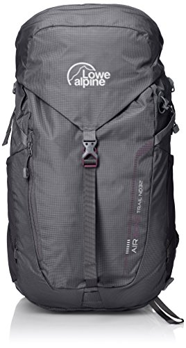 - Lowe Alpine AIRZONE Trail ND32 Womens Backpack (Iron Grey)